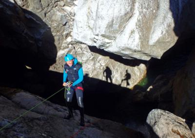 Canyon du Fustugère (Lozère)